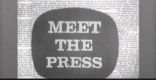 MEET THE PRESS LOGO OLD IN TV