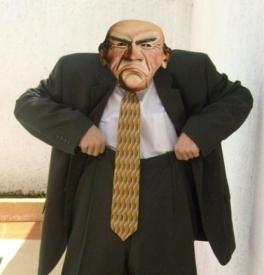 CRANKY OLD MAN 1