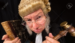 GRUMPY OLD BRITISH JUDGE