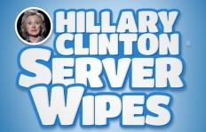 HILARY SERVER WIPES