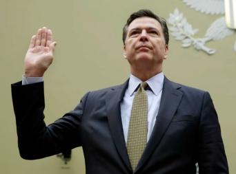JAMES COMEY FBI