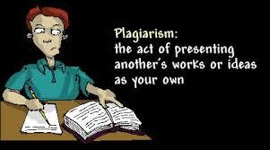 Plagiarism DEFINITION