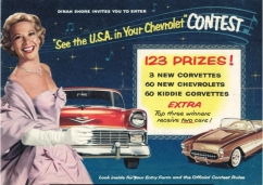 SEE THE USA IN YOUR CHEVROLET