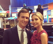 IVANKA AND POWER HUBBY