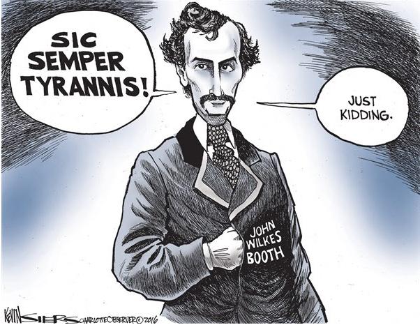 SIC SEMPTOR TERRANIS