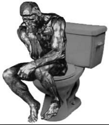 toilet-thinker