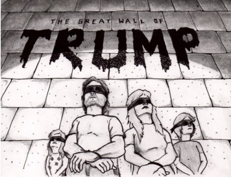 great-wall-of-trump-blindfolds